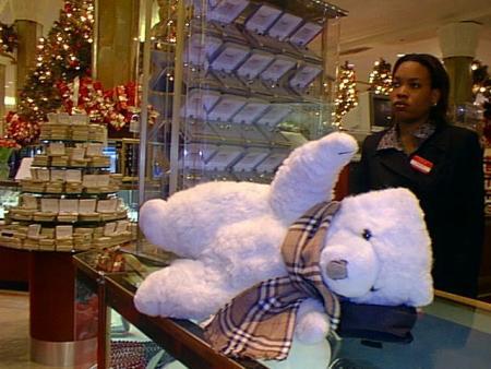 Perry Shops Till He Drops