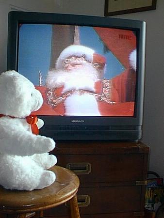 Perry's Special Santa